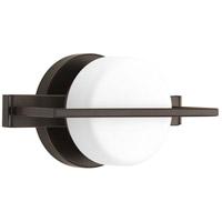 Progress P300063-020-30 Volo LED 10 inch Antique Bronze Bathroom Vanity Wall Light Design Series