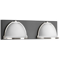 Progress P300091-143-30 Ponder LED 16 inch Graphite Bath Vanity Wall Light