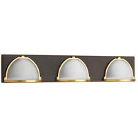 Progress P300092-020-30 Ponder LED 25 inch Antique Bronze Bath Vanity Wall Light