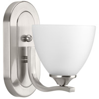 Laird 1 Light 6 inch Brushed Nickel Bath Vanity Wall Light