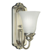 Progress Lighting Huntington 1 Light Bath Vanity in Colonial Silver P3007-43