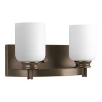 Progress Lighting Orbitz 2 Light Bath Vanity in Antique Bronze P3057-20