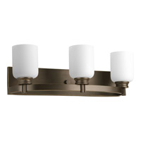 Progress Lighting Orbitz 3 Light Bath Vanity in Antique Bronze P3058-20