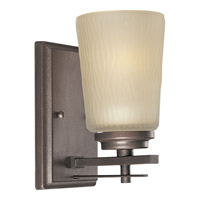 Riverside 1 Light 5 inch Heirloom Bath Vanity Wall Light