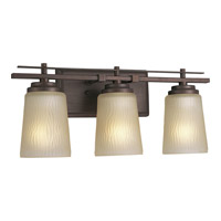 Progress Lighting Riverside 3 Light Bath Vanity in Heirloom P3094-88
