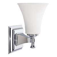 Fairfield 1 Light 6 inch Polished Chrome Bath Vanity Wall Light