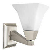 Glenmont 1 Light 6 inch Brushed Nickel Bath Vanity Wall Light