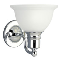 Progress Lighting Madison 1 Light Bath Vanity in Polished Chrome P3161-15