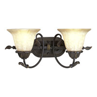 Progress Lighting Timberbrook 2 Light Bath Vanity in Espresso P3177-84 photo thumbnail