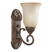 Progress Lighting Thomasville Carmel 1 Light Bath Vanity in Tuscany Crackle P3196-55