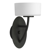 Calven 1 Light 6 inch Forged Black Bath Vanity Wall Light