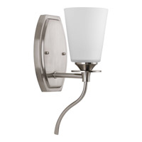 Progress Cantata 1 Light Vanity in Brushed Nickel P3216-09