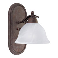 Progress Lighting Avalon 1 Light Bath Vanity in Cobblestone P3266-33