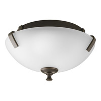 Wisten 2 Light 14 inch Antique Bronze Close-to-Ceiling Ceiling Light in Bulbs Not Included