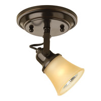 Progress Lighting Directionals 1 Light Close-to-Ceiling in Antique Bronze P3328-20TWB