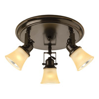 Progress Lighting Directionals 3 Light Close-to-Ceiling in Antique Bronze P3330-20TWB
