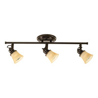 Progress Lighting Directionals 3 Light Close-to-Ceiling in Antique Bronze P3332-20TWB