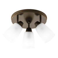 Progress Lighting Wisten 3 Light Directional Close-to-Ceiling in Antique Bronze P3361-20