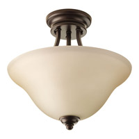Progress Spirit 2 Light Semi-Flush in Antique Bronze P3414-20