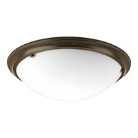 Progress Lighting Eclipse 4 Light Close-to-Ceiling in Antique Bronze P3482-20