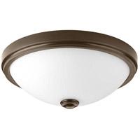 Progress P350008-020-30 Led Linen LED 19 inch Antique Bronze Flush Mount Ceiling Light