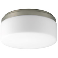 Maier LED LED 9 inch Brushed Nickel Flush Mount Ceiling Light