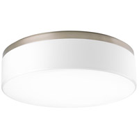Maier LED LED 18 inch Brushed Nickel Flush Mount Ceiling Light