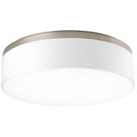 Progress P350078-009-30 Maier Led LED 18 inch Brushed Nickel Flush Mount Ceiling Light