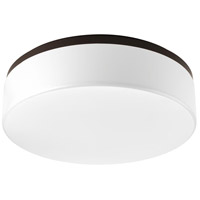 Maier LED LED 18 inch Antique Bronze Flush Mount Ceiling Light