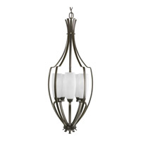 Progress Lighting Wisten 5 Light Hall & Foyer in Antique Bronze P3510-20