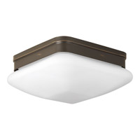 Appeal 2 Light 9 inch Antique Bronze Flush Mount Ceiling Light