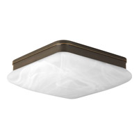 Appeal 2 Light 11 inch Antique Bronze Flush Mount Ceiling Light