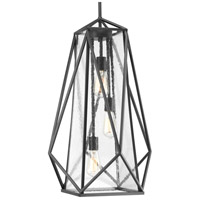 Marque 3 Light 18 inch Graphite Hall & Foyer Ceiling Light