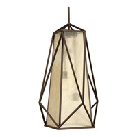 Progress Lighting Marque 3 Light Foyer Pendant in Antique Bronze P3601-20