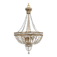Progress Lighting Thomasville Palais 3 Light Chandelier in Imperial Gold P3634-63