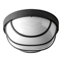Progress P3650-3130K9 Bulkheads LED 10 inch Black Outdoor Ceiling Wall