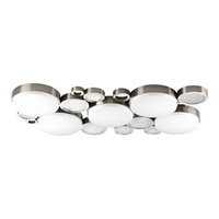 Progress Bingo 5 Light Flush Mount in Brushed Nickel P3737-0930K9