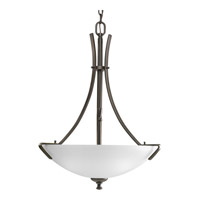 Progress Lighting Wisten 3 Light Hall & Foyer in Antique Bronze P3757-20EBWB