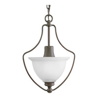 Progress P3792-20 Madison 1 Light 10 inch Antique Bronze Hall & Foyer Ceiling Light photo thumbnail