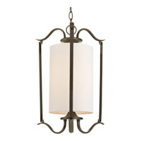 Inspire 1 Light 15 inch Antique Bronze Pendant Ceiling Light