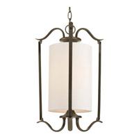Progress P3799-20 Inspire 1 Light 15 inch Antique Bronze Pendant Ceiling Light