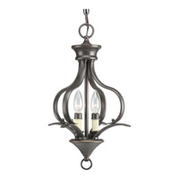 Progress Lighting Trinity 2 Light Hall & Foyer in Antique Bronze P3806-20