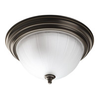 Progress Lighting Signature 2 Light Close-to-Ceiling in Antique Bronze P3817-20EB