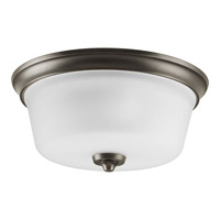 Lahara 2 Light 13 inch Venetian Bronze Flush Mount Ceiling Light