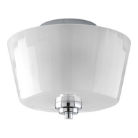 Progress Lighting Victory 2 Light Bath Vanity in Polished Chrome P3880-15