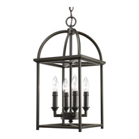 Progress Lighting Thomasville Piedmont 4 Light Hall & Foyer in Antique Bronze P3884-20