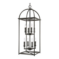 Progress Lighting Thomasville Piedmont 8 Light Hall & Foyer in Antique Bronze P3888-20