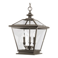 Progress Lighting Thomasville Crestwood 3 Light Hall & Foyer in Antique Bronze P3903-20