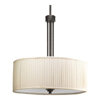 Clayton 3 Light 20 inch Espresso Pendant Ceiling Light