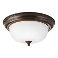 Signature 2 Light 13 inch Antique Bronze Close-to-Ceiling Ceiling Light in 13-1/4